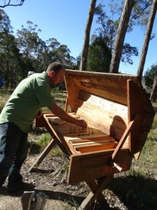 Natural Beekeeping Kenyan Top Bar Hives With Adrian Iodice Canberra   Act  For Bees