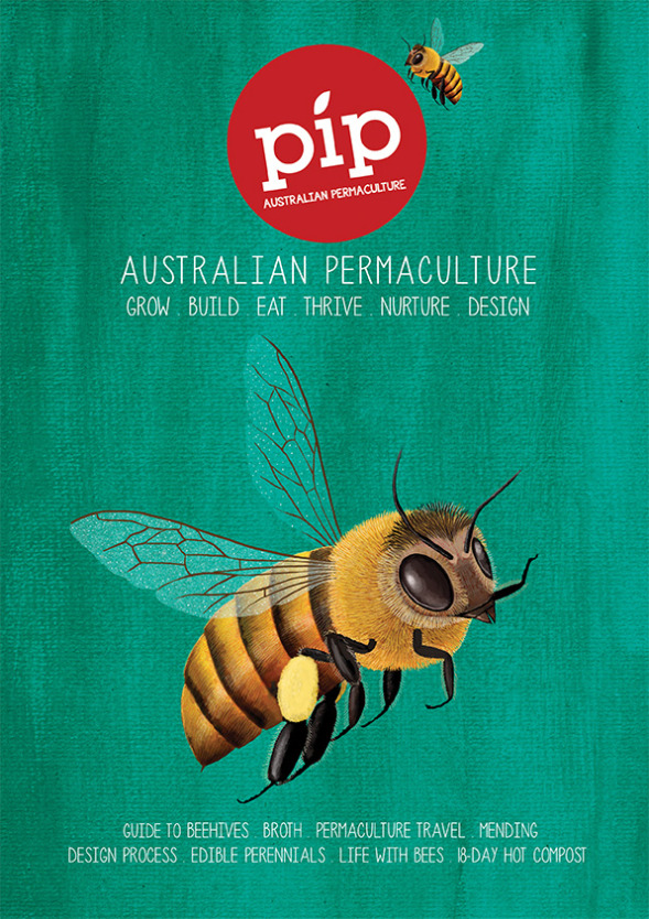 PIP Permaculture Magazine