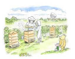 Winnie The Pooh Saves The Honey Bees