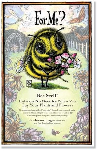 Bee Posters